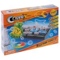 Набор научный Connex: 14 научных экспериментов. Электронный конструктор (38914: Amazing Toys)