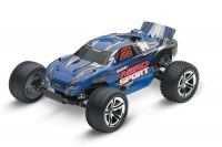 Радиоуправляемая машина трагги TRAXXAS Nitro Sport 2WD 1:10 RTR NEW Fast Charger