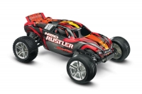 Радиоуправляемая машина TRAXXAS Nitro Rustler 2WD 1:10 RTR NEW Fast Charger