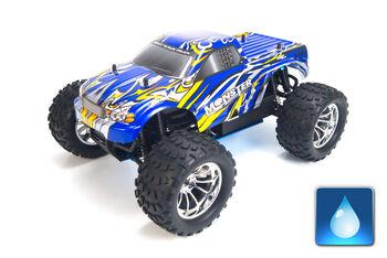 Машина HSP Monster Truck-Pivot Ball Suspension Nitro (WaterProof) GP 4WD 1:10