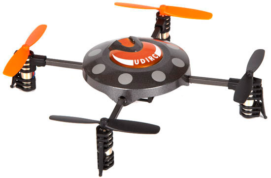 Радиоуправляемый квадрокоптер UdiRC U816 c аппаратурой 2.4G