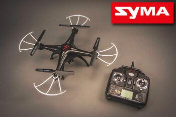 Радиоуправляемый квадрокоптер с камерой Syma X5SC Headless 6Axis 2.4Ghz