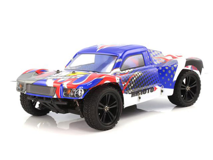 Радиоуправляемый Short Course Himoto Spatha BRUSHLESS 4WD 1:10 - 2.4G