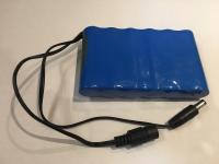 Аккумулятор 18650 Li-ion 12V 6800mAh 3S2P с зарядным уcтройством