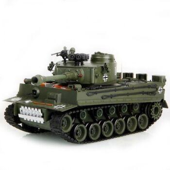 Радиоуправляемый танк Household CS German Tiger 4101-2 1:20
