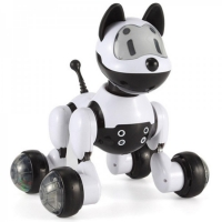 Интерактивная собака Youdy с управлением голосом и руками - MG010