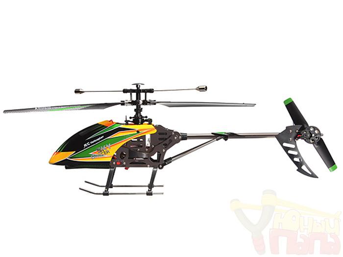 Радиоуправляемый вертолет WL toys V912 с аппаратурой 2.4G (52 см)
