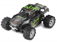 Радиоуправляемый Монстр 1:18 4WD - King Extreme (50km/h)