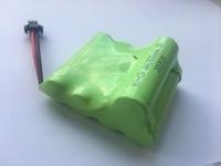Аккумулятор Ni-Cd AA 6v 1800mah форма Offset разъем YP
