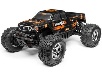 Монстр HPI SAVAGE XL FLUX Brushless EP 4WD RTR 1:8