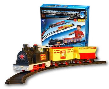 Железная дорога ОМ-48302