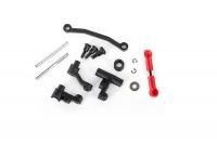 Steering bellcranks, servo saver/ spring/ spring retainer/ posts/ draglink TRA7538X
