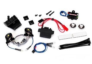 Запасная часть Traxxas TRA8038 Комплект света для TRX-4 Chevrolet Blazer