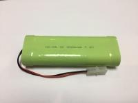 Аккумулятор NiMh SC 7.2v 3000mah форма TwinStick разъем Tamiya