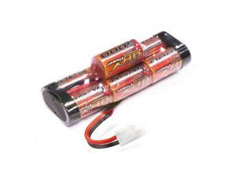 Аккумулятор VBPower NiMh 5000mAh 8.4V Tamiya, банка с верху