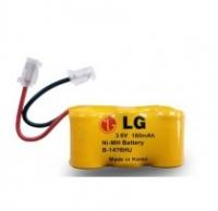 Аккумулятор NiMH 1/3AAA 3.6V 180 mAh LG 1476 HU Flatpack UNI Plug