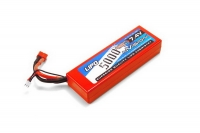 Аккумулятор nVision Li-Po 7.4 (2S) 5000mAh 45C 7.4V 2S Deans plug  Hard Case