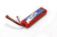 Аккумулятор LiPo 4500mAh 45C 7.4V 2S (Deans T Plug, Hard Case)
