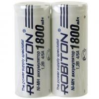 Аккумулятор NiMh 4/5A 1.2V 1800 mAh ROBITON Prof