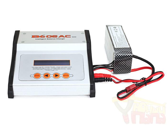 Универсальное зарядное устройство IMAX B606AC для аккумуляторов