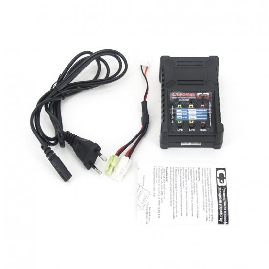 Универсальное зарядное устройство G.T.Power C3 2A16W