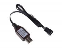 Зарядное устройство USB Li-ion 6.4V 300mAh