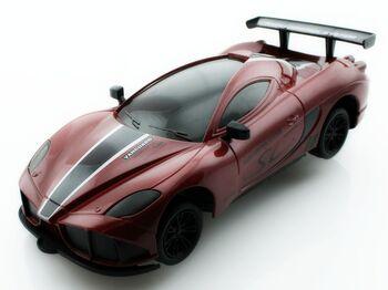 Радиоуправляемая спортивная машина Ferrari FXX цвет  1/18 + свет