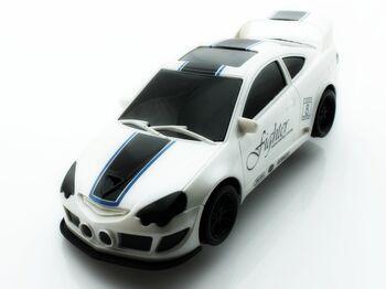 Радиоуправляемая спортивная машина Honda Integra  1/18 + свет