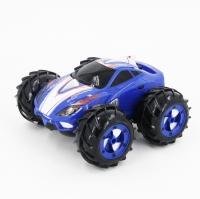 Радиоуправляемая машина амфибия YED Aqua Stunt Blue - YE81409