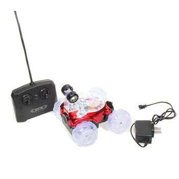 Трюковая машинка перевертыш RD930 (22 см)