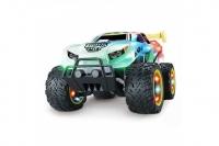 Радиоуправляемый джип CS Toys со светящимися колесами