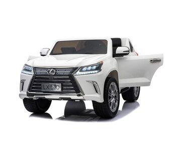 Электромобиль Lexus LX570 4WD MP3 - DK-LX570-WHITE