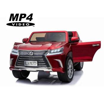 Электромобиль Lexus LX570 4WD MP4 - DK-LX570-RED-PAINT-MP4