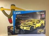 Радиоупраляемый конструктор CaDA TECHNIC C51008W Chevrolet Camaro 2.4G