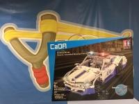 Радиоуправляемый конструктор CaDA TECHNIC C51006W полицейская машина 2.4G