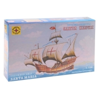 Сборная модель Корабль Колумба Санта-Мария