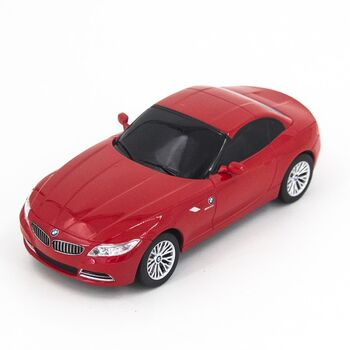 Радиоуправляемая машина Rastar 39700 BMW Z4 Red 1:24 Цвет Красный