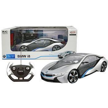 Радиоуправляемая машина Rastar 49600 BMW I8 1:14