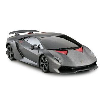 Машина Rastar 48200 Lamborghini Sesto Elemento 1:24 Цвет Серый 27MHZ