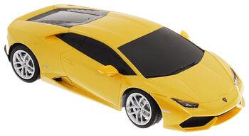 Машина Rastar 71500 LamborghiniHURACANLP610-4 1:24 Цвет Желтый 2.4G