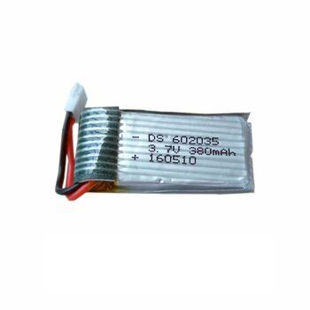 Аккумулятор Li-Po 3.7v 380mah формат 602035 разъем Molex
