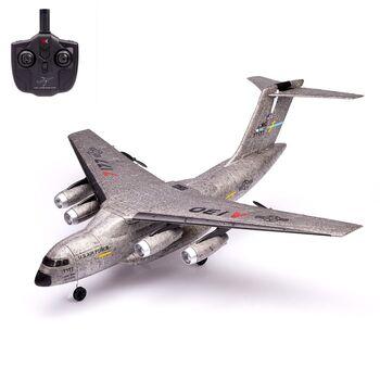 Радиоуправляемый самолет XK Innovation A130 Xian Y-20 2.4G, гироскоп, стабилизация движения