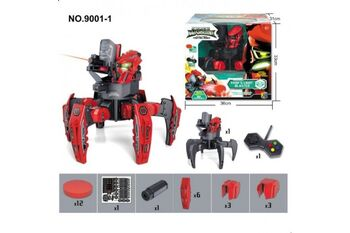 Робот-паук (лазер, диски) 2.4GHz Wow Stuff 9001-1