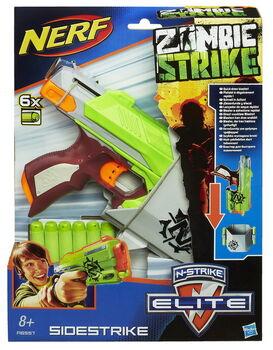 Нерф Зомби Страйк Сайдстрайк / Nerf Zombie Strike Sidestrike