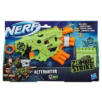 Нерф Зомби Страйк Альтернатор / Nerf Zombie Strike Alternator
