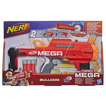 Нерф Мега Бульдог / Nerf Mega Bulldog