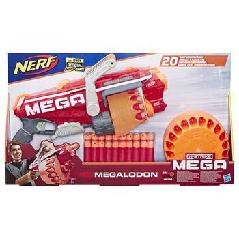 Нерф Мега Мегалодон / Nerf Mega Megalodon