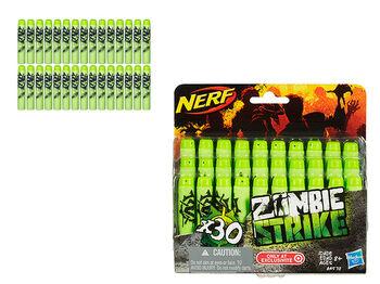 Комплект стрел для бластеров Nerf серии Zombie Strike (30 шт.)
