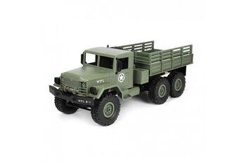 Внедорожник 1/16 6WD - Army Truck (2.4 гГц) WL Toys