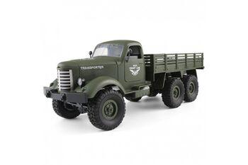 Грузовик транспортер 1/16 6WD - Army Truck (2.4 гГц)